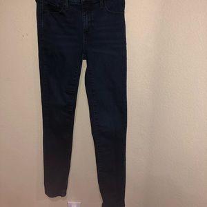 Dark/Navy Blue GAP Jeans